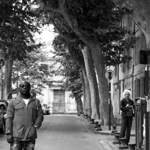 Rachel Bandit photographe Pierre Noir